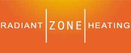 Radiant Zone Heating Logo